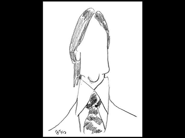 Resultado de imagen para caricaturas de luis lacalle pou
